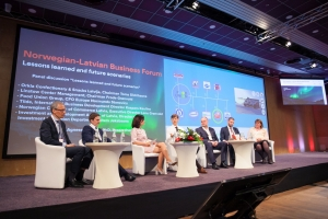 Norwegian Latvian Business Forum 2018